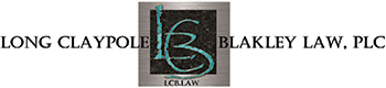 Long, Claypole & Blakley Law, PLC Header Logo